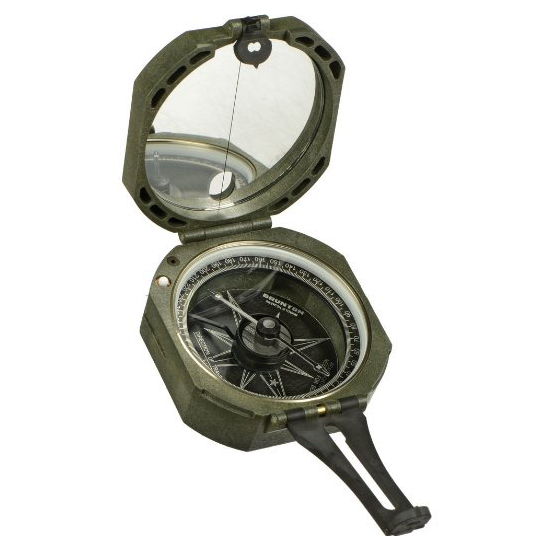 World's Best Brunton Compass
