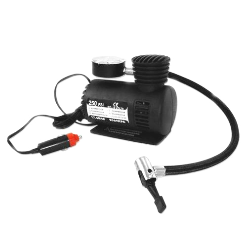 12 Volt 250 PSI Compact Mini Air Compressor