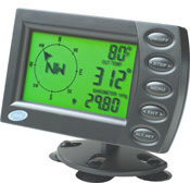 Wayfinder digital compass