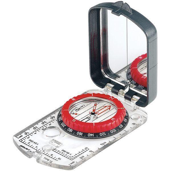 Brunton 15tdcl Mirrored Sighting Compass Asd