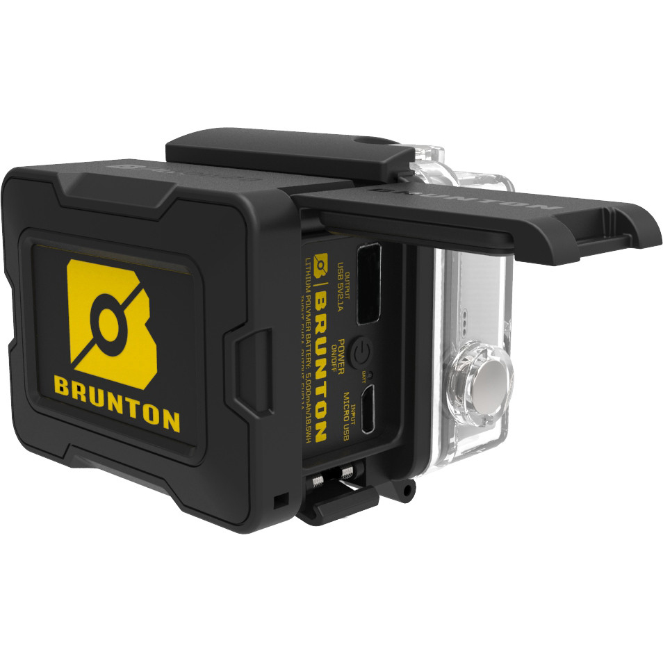 Brunton All Day 2 0 Extended Battery Pack For Gopro Hero