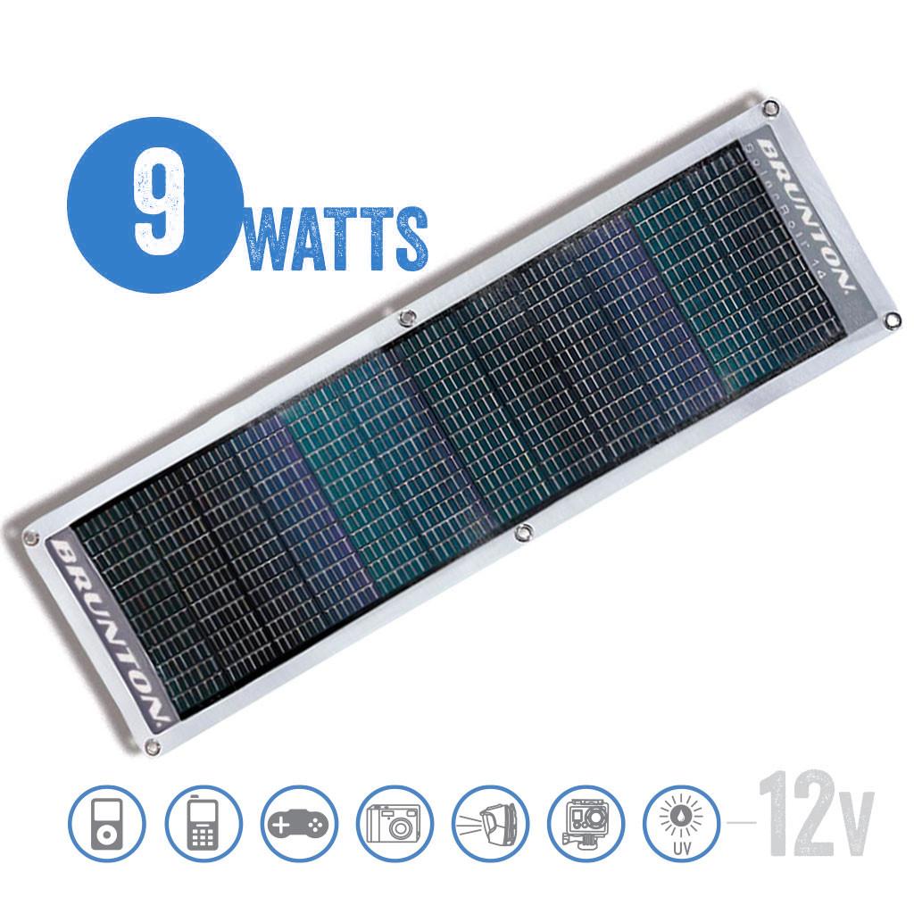 Brunton SolarRoll Solar Panel