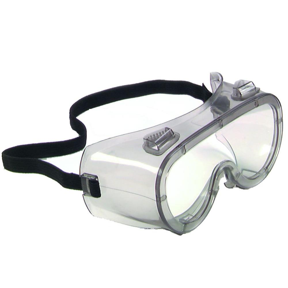 msa safety works chemical goggles asd