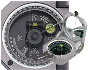 Professional Brunton Compasses