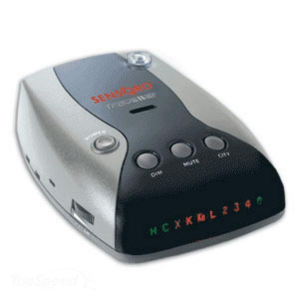 Cordless Detector Begleitradar