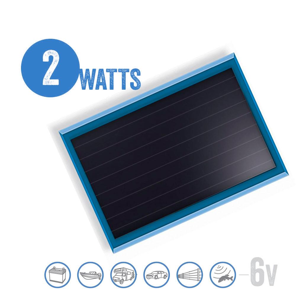 Brunton Solar Flat 2 5 15 Watt Amorphous Solar Panel Asd