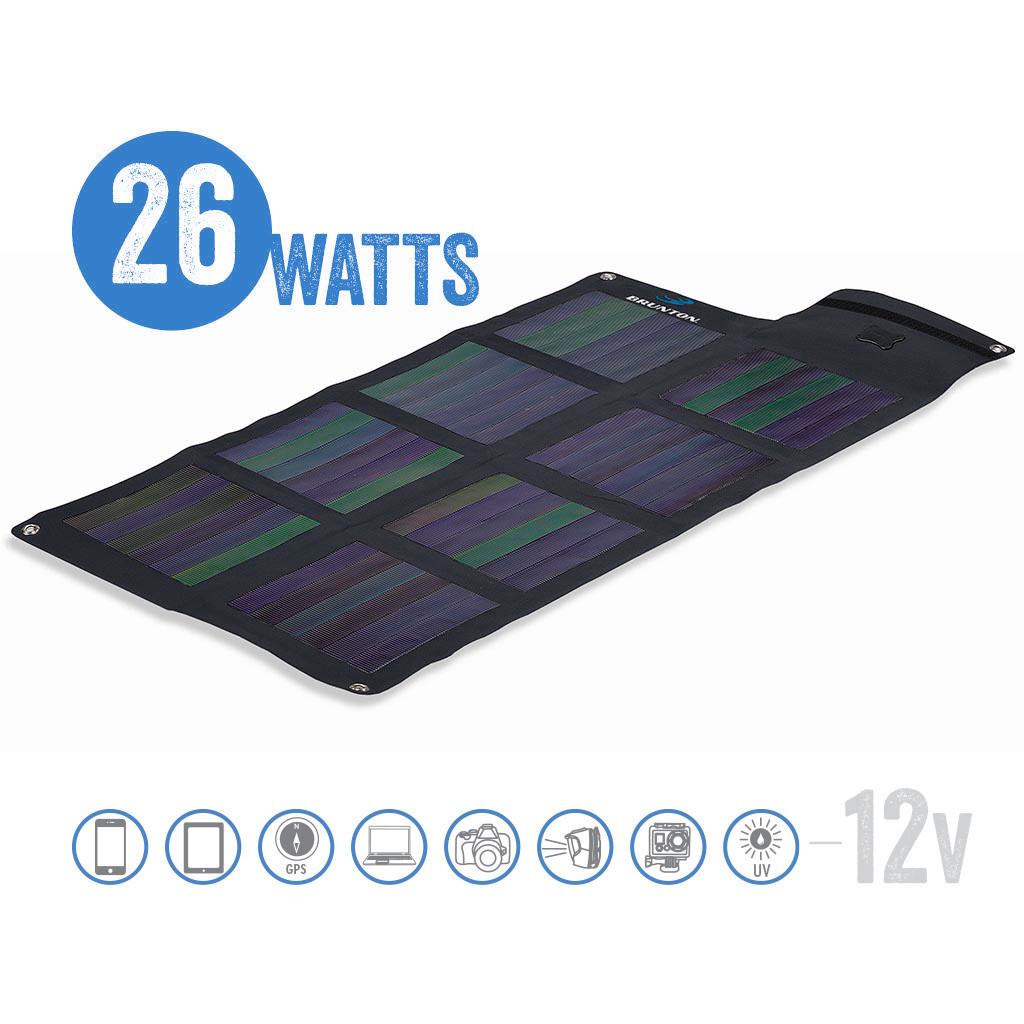 Brunton Solaris Solar Panel Asd